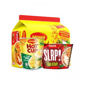 Cup/Bowl/Pkt Mee Products