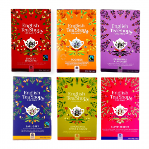 English Tea Shop Organic tea 20bags